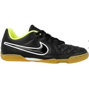 Nike Tiempo Rio II Athletic Indoor Soccer Shoes